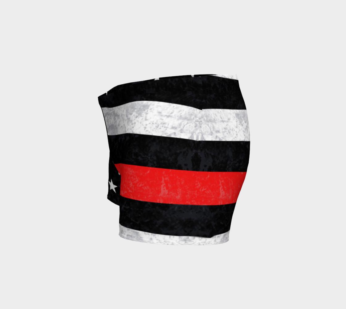 Aperçu de Thin Red Line Shorts #2