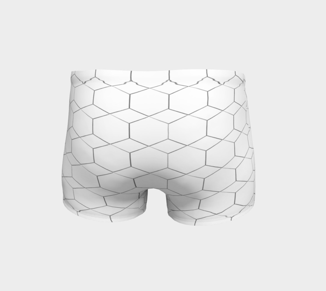 Honeycomb Diamond pattern Short preview #4