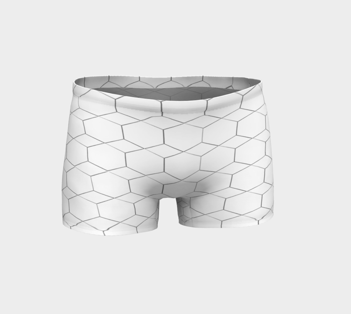 Honeycomb Diamond pattern Short preview #1