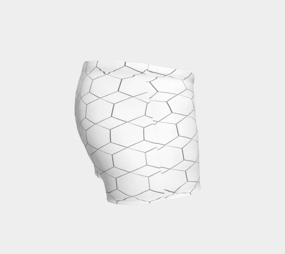 Honeycomb Diamond pattern Short preview #3