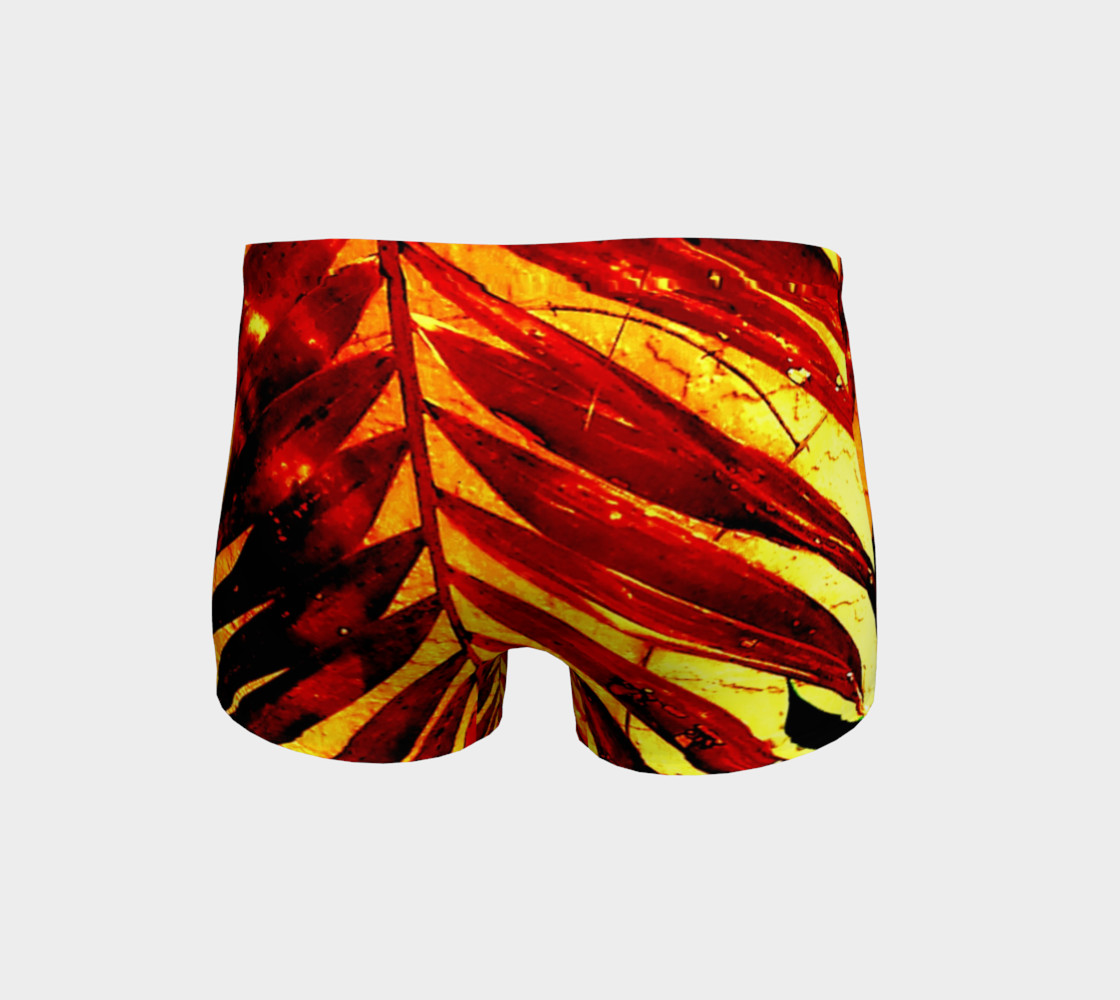 Fall Palm Leaf preview #4