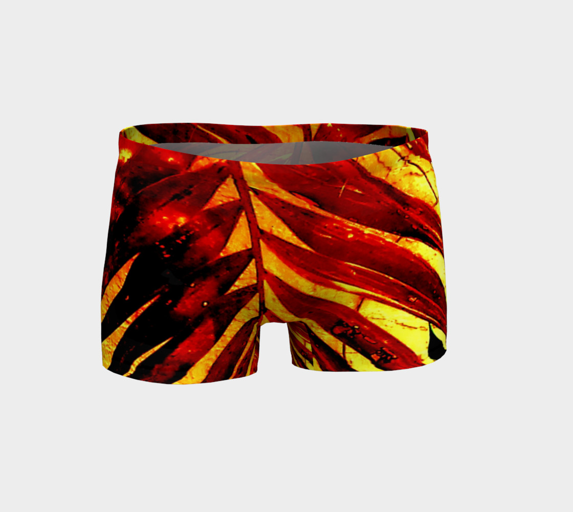Fall Palm Leaf preview #1