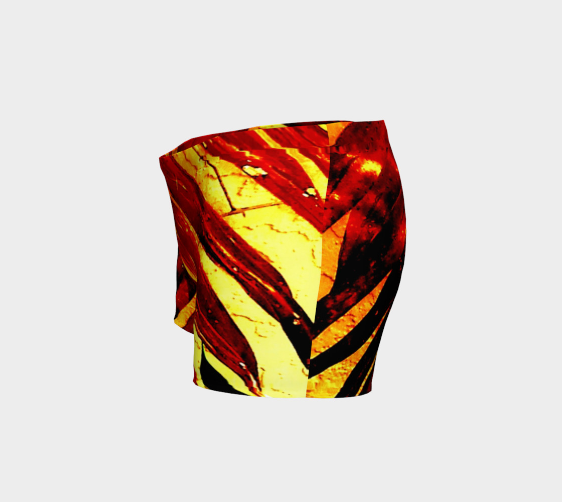 Fall Palm Leaf preview #2