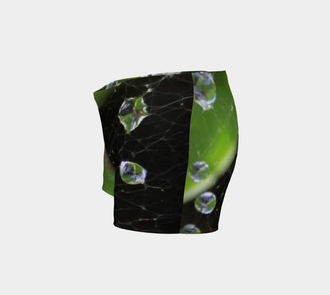 Water Web - Art Wear Shorts by Danita Lyn preview #2