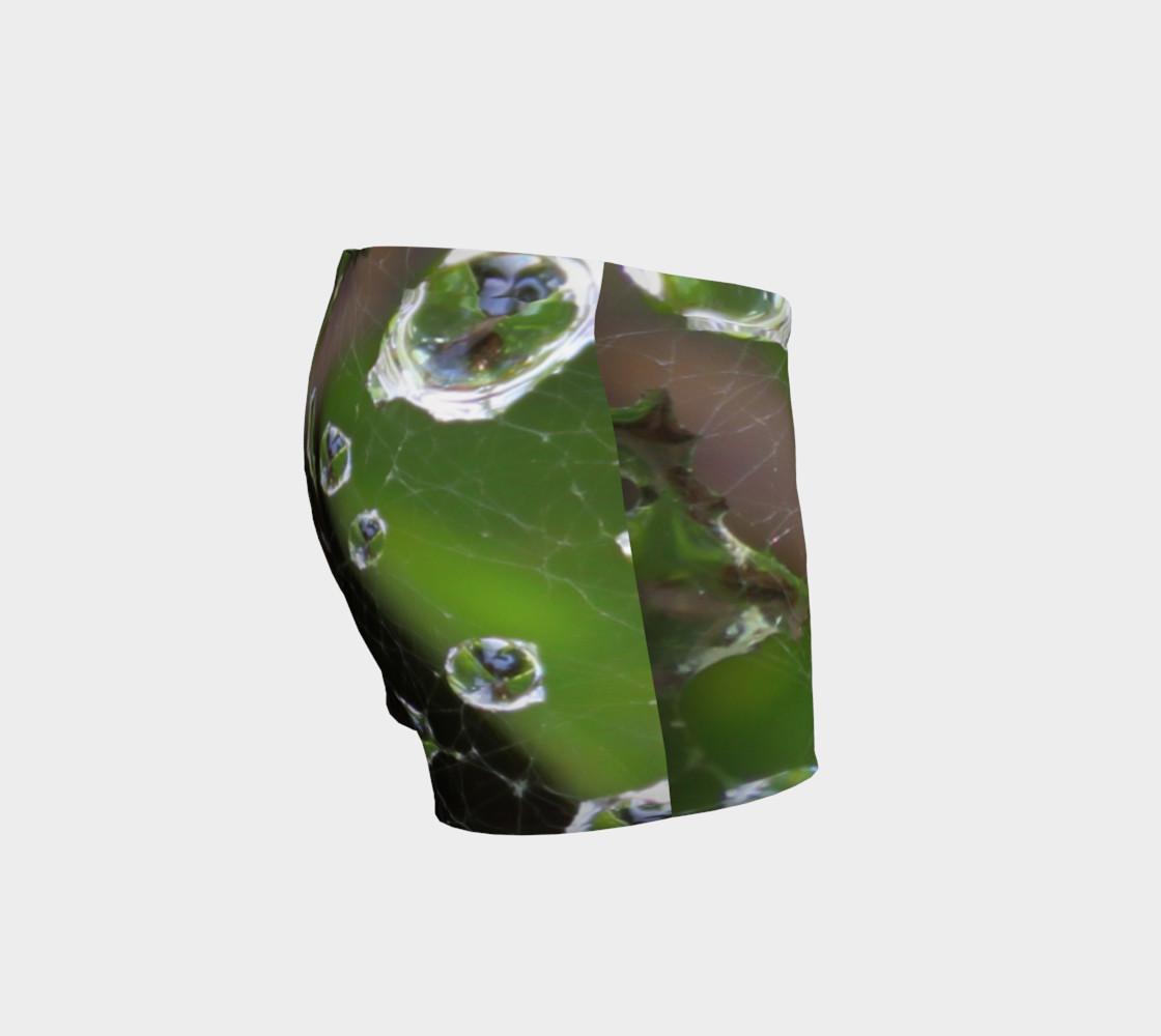 Water Web - Art Wear Shorts by Danita Lyn preview #3