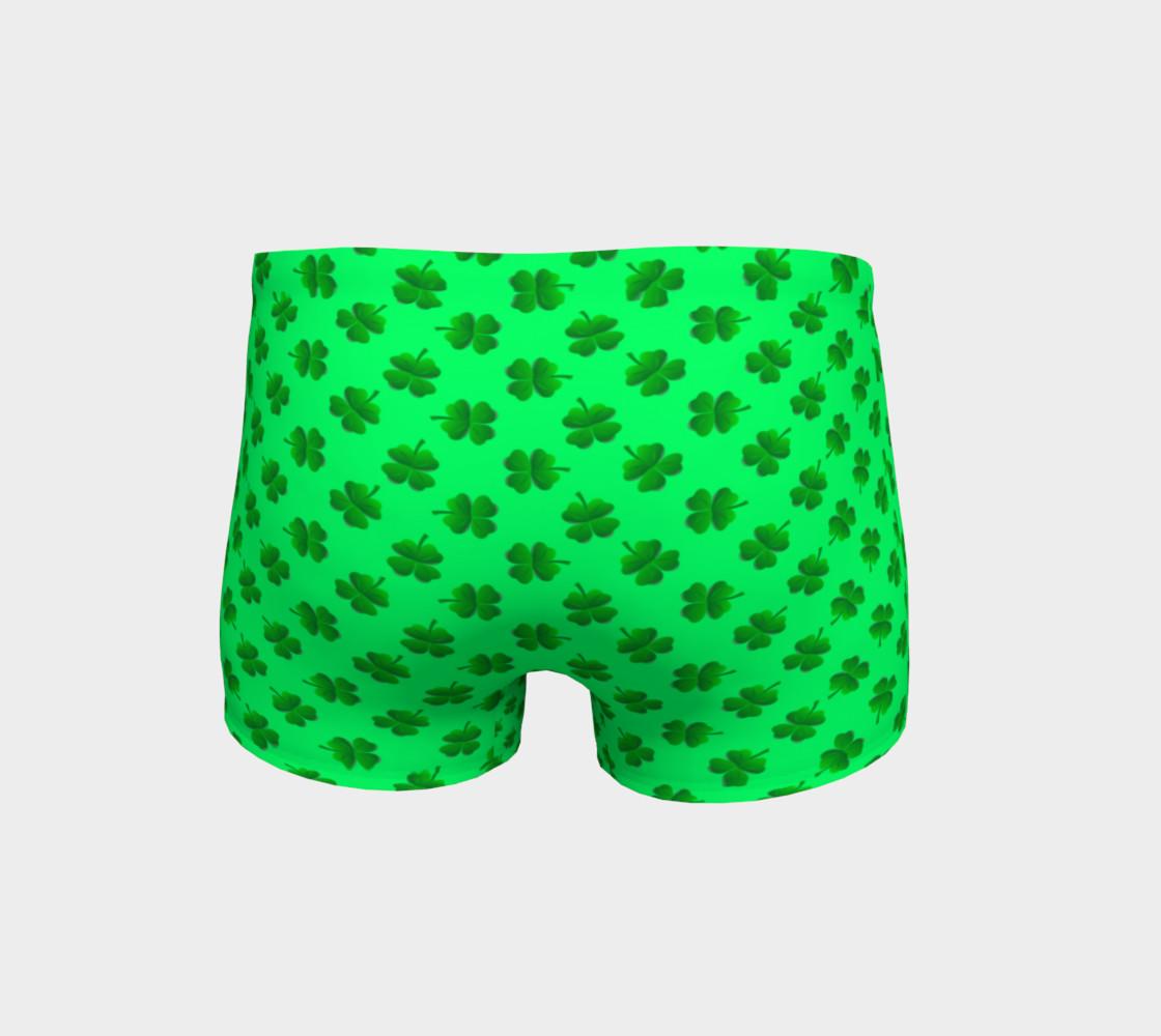 Lucky Leprechaun Shorts preview #4
