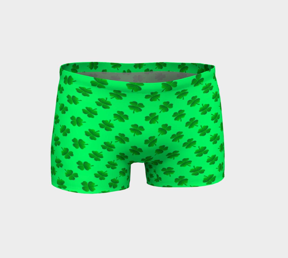 Lucky Leprechaun Shorts preview #1