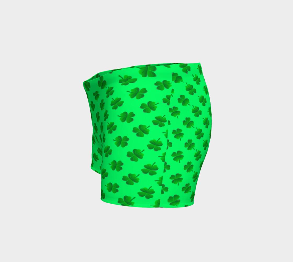 Lucky Leprechaun Shorts preview #2
