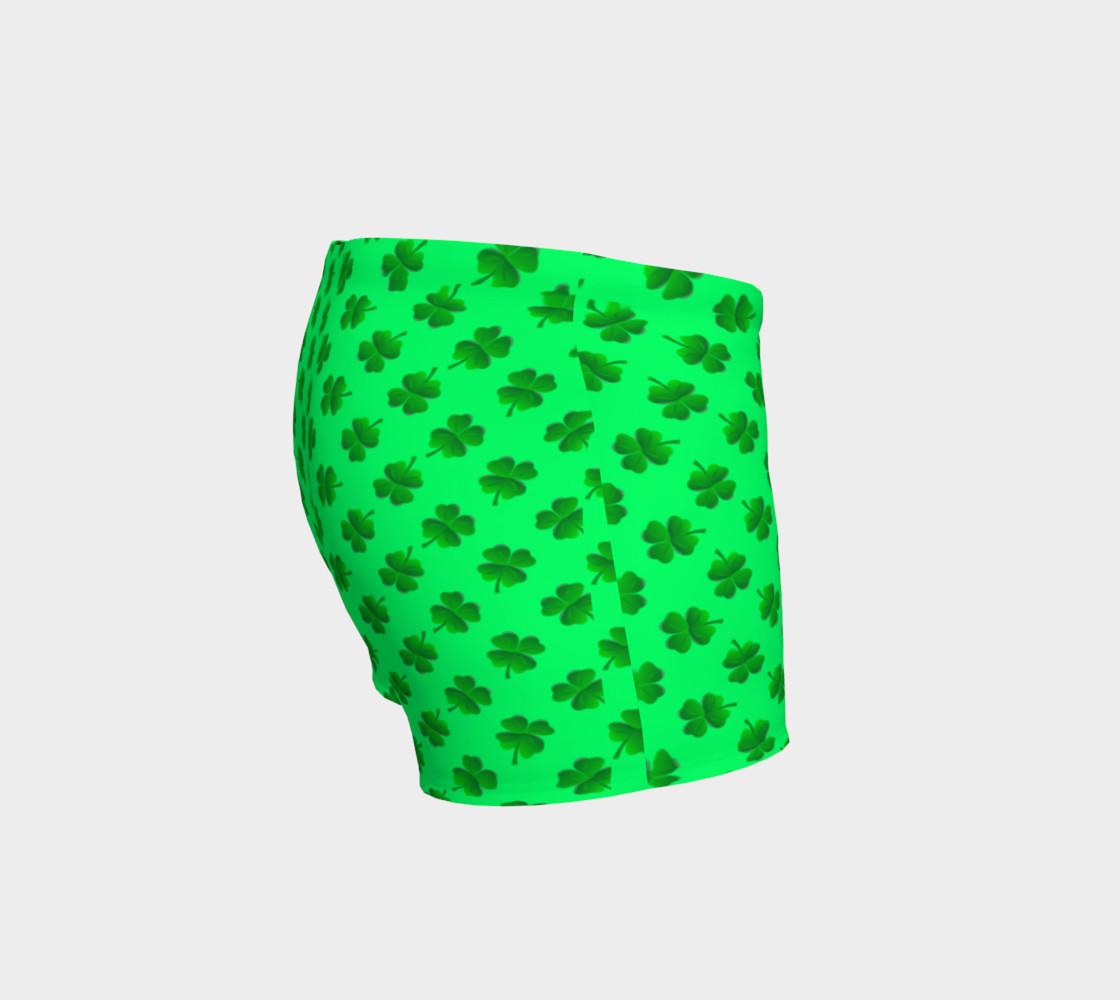 Lucky Leprechaun Shorts preview #3