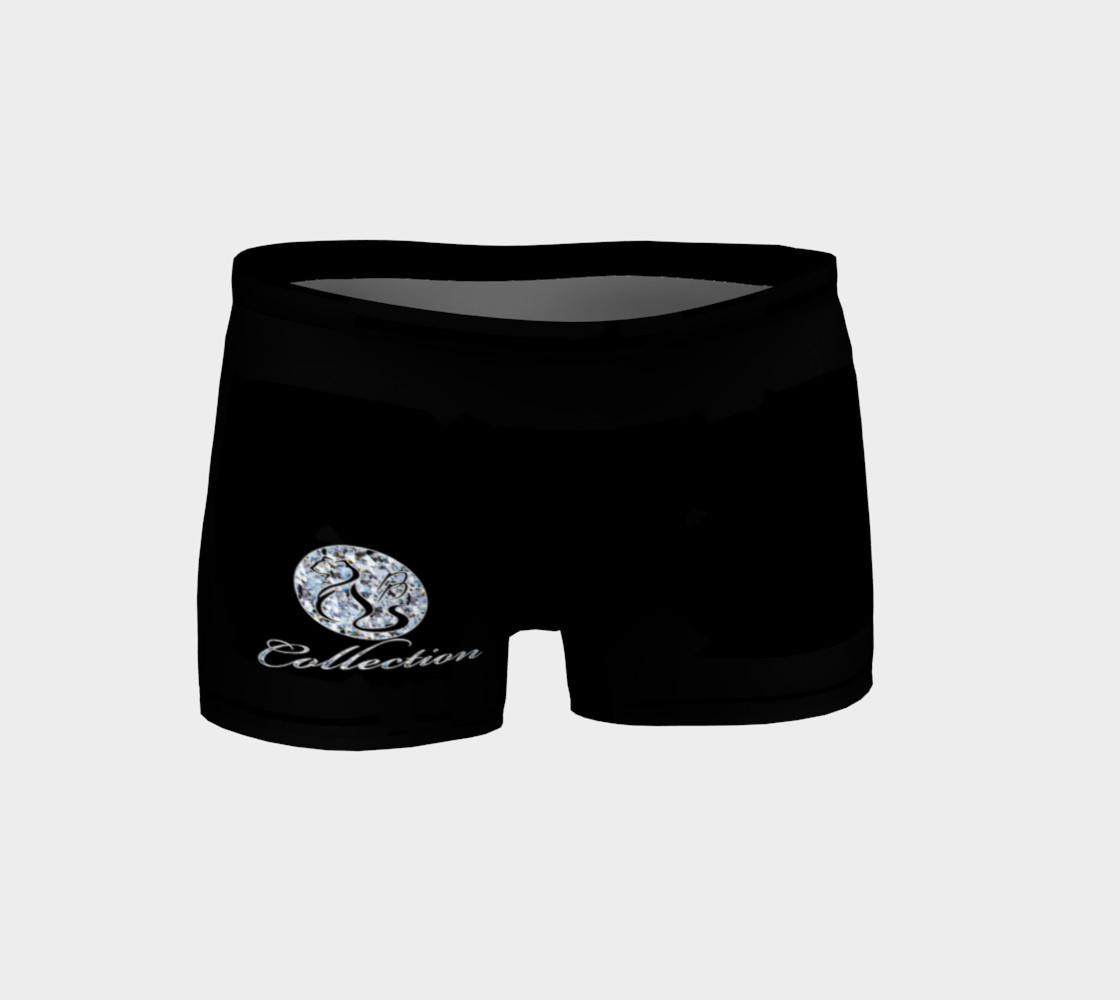 Aperçu de Platinum P Collection Workout Shorts Diamond Hands Pattern #1