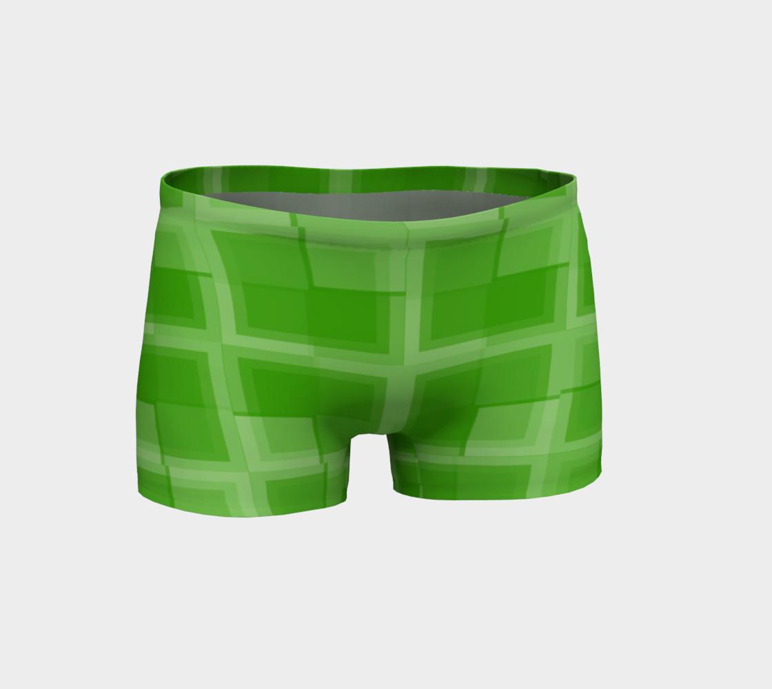 menta v.2 workout shorts preview #1