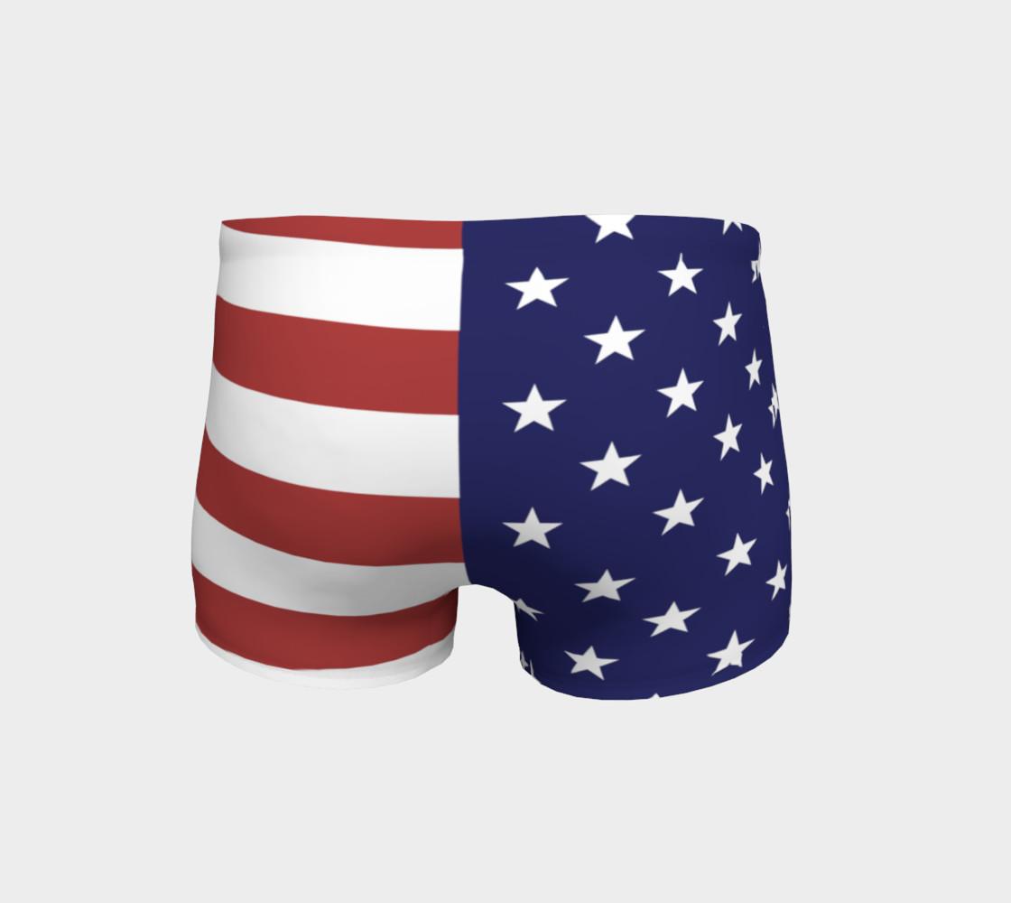Aperçu de American Flag Shorts #4