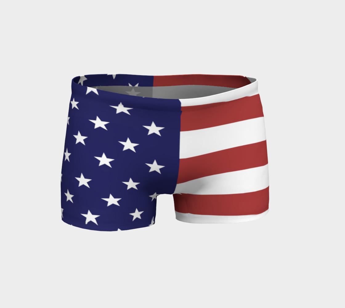 Aperçu de American Flag Shorts #1