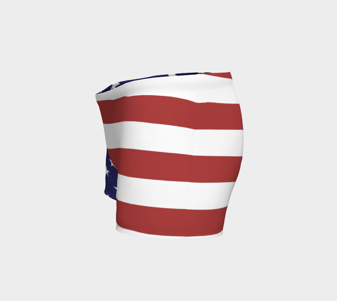 Aperçu de American Flag Shorts #2