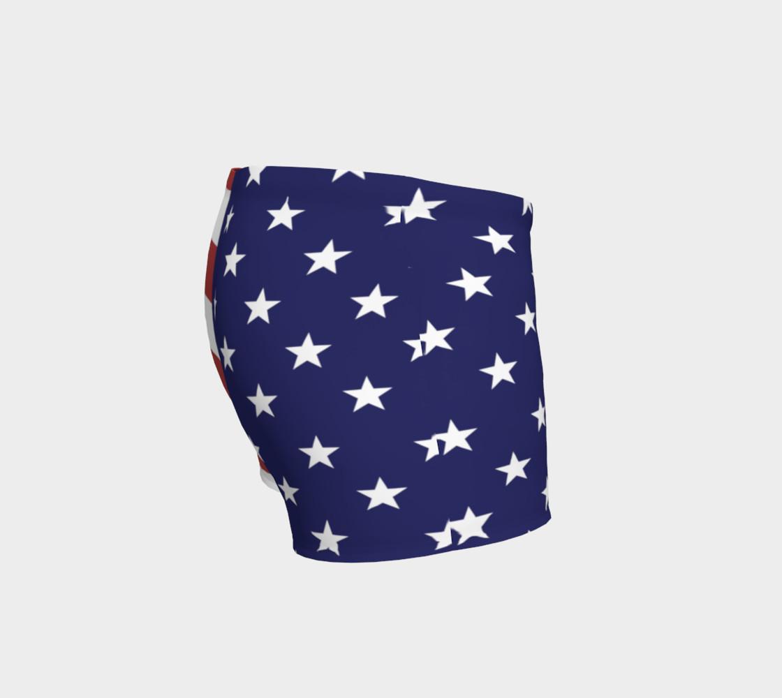 Aperçu de American Flag Shorts #3