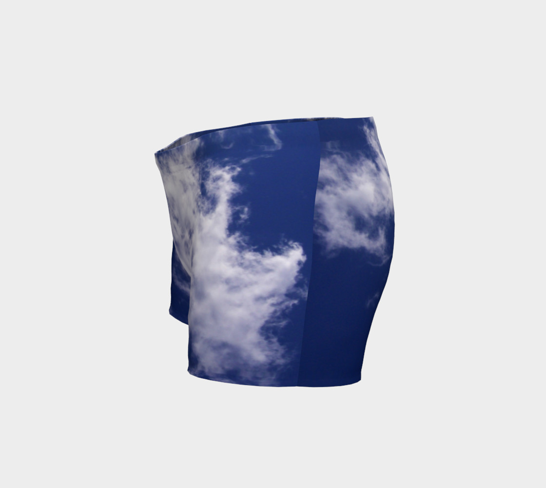 Pulled Cotton Clouds Shorts preview #2