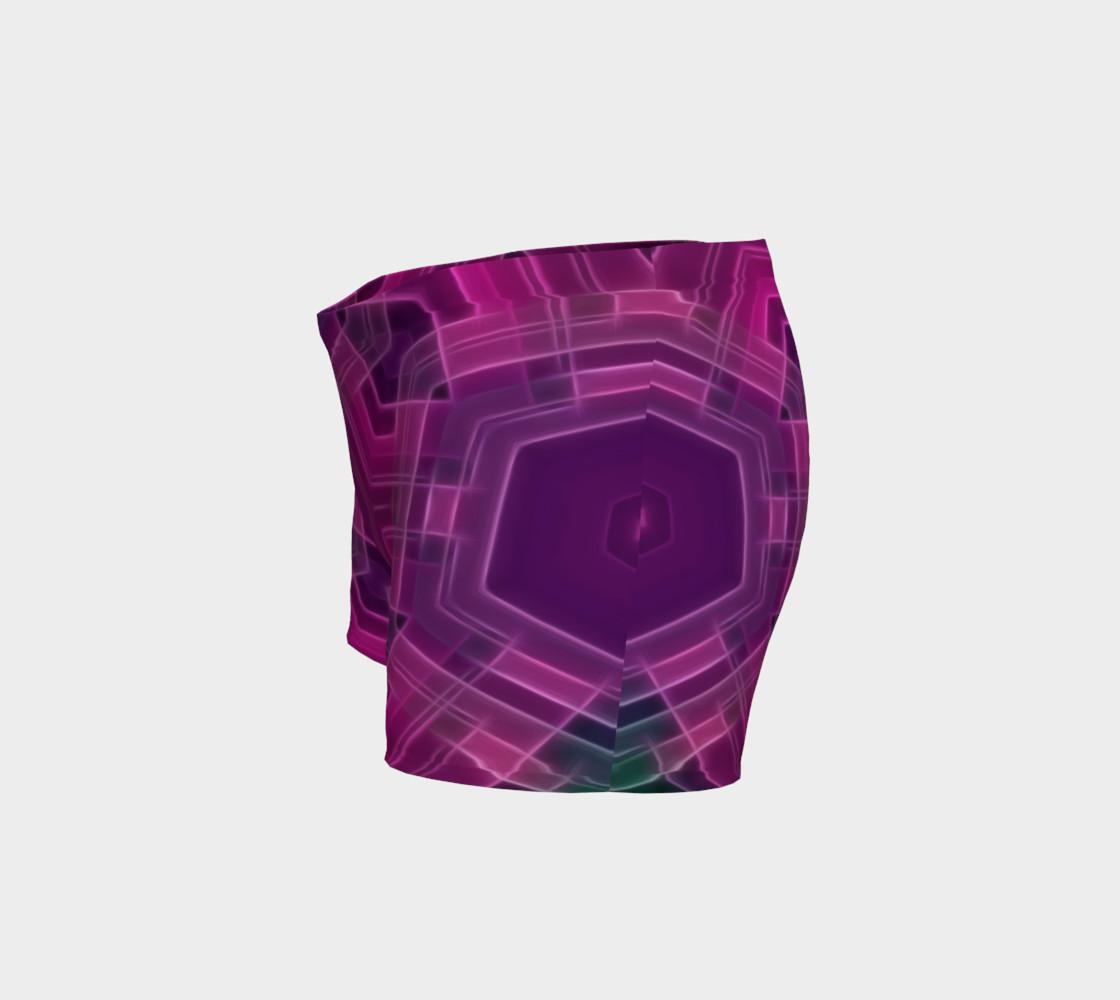 Purple Pink Geo Robot preview #2