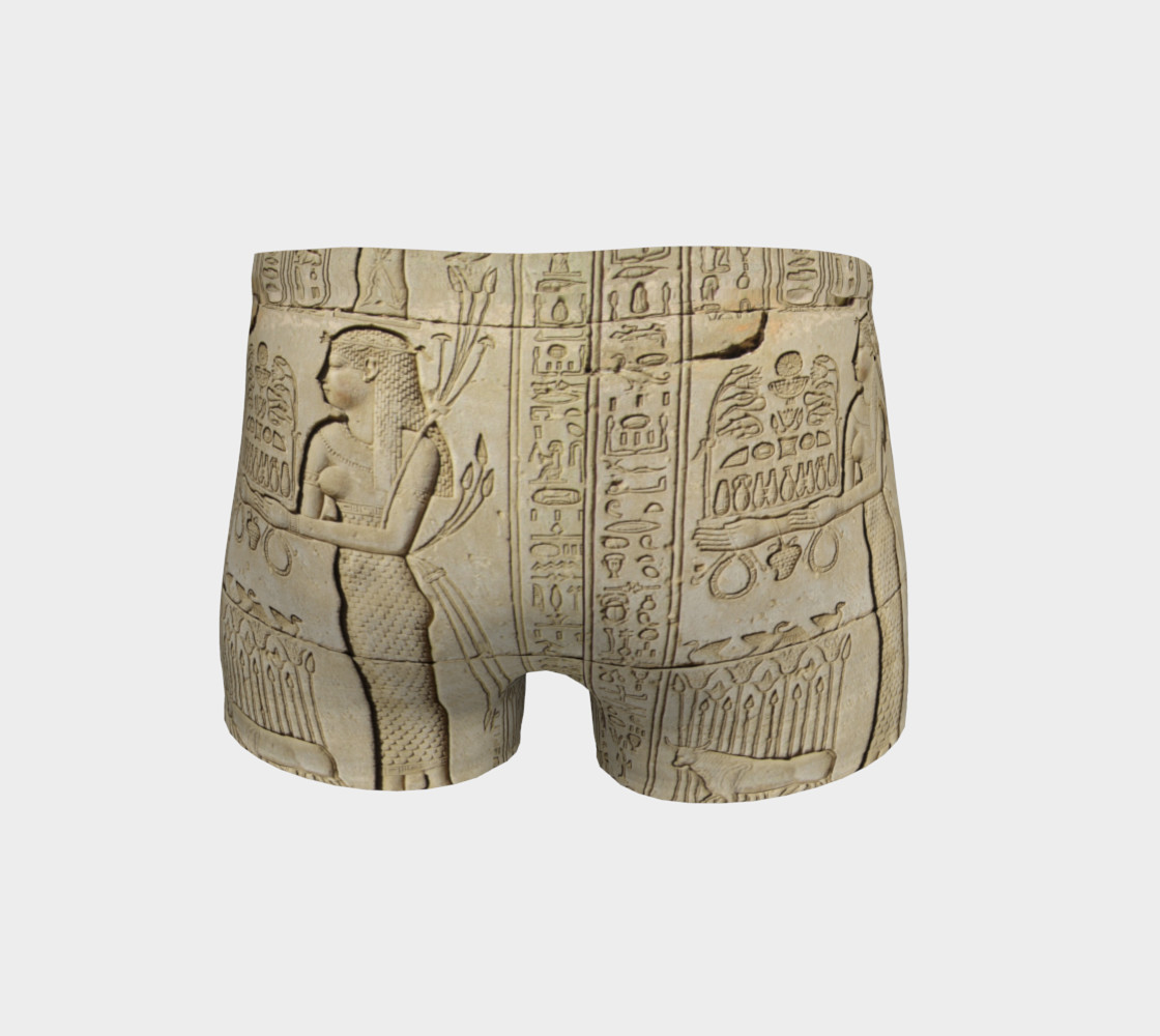 Sistas Stone tablet Shorts preview #4