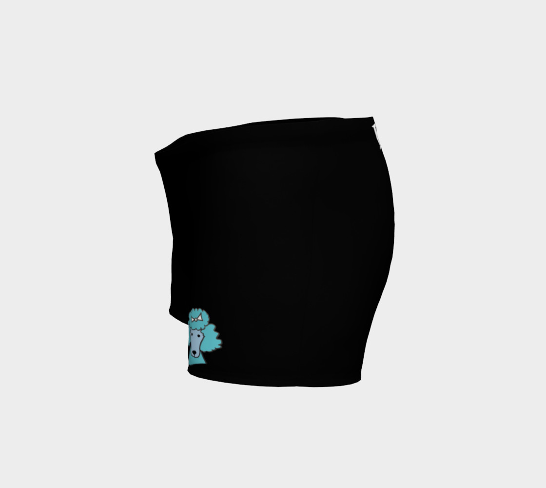 Swim shorts turquoise preview #2