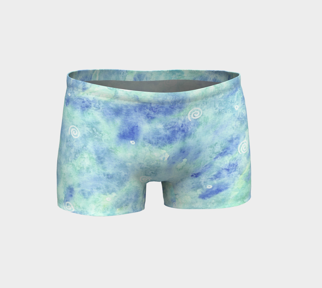 Blue lagoon Shorts preview #1