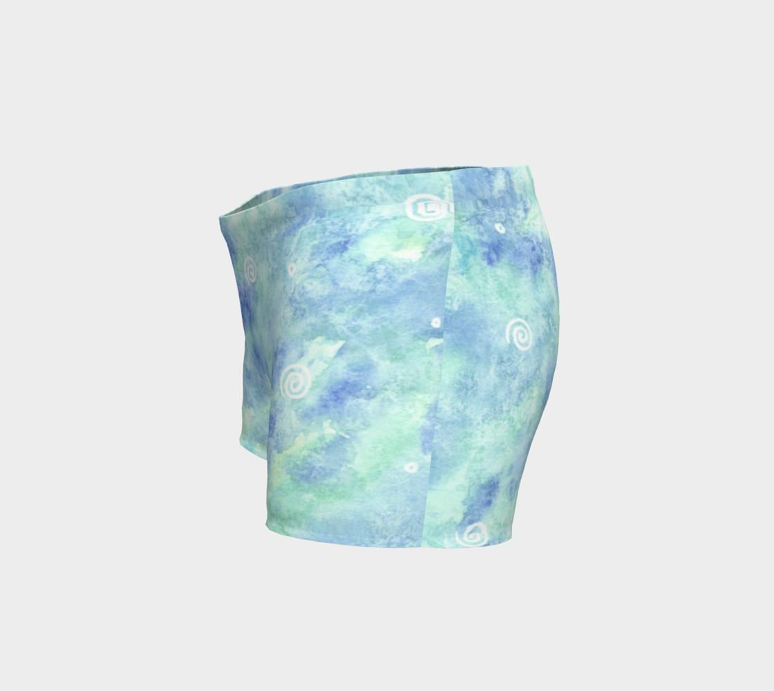 Blue lagoon Shorts preview #2