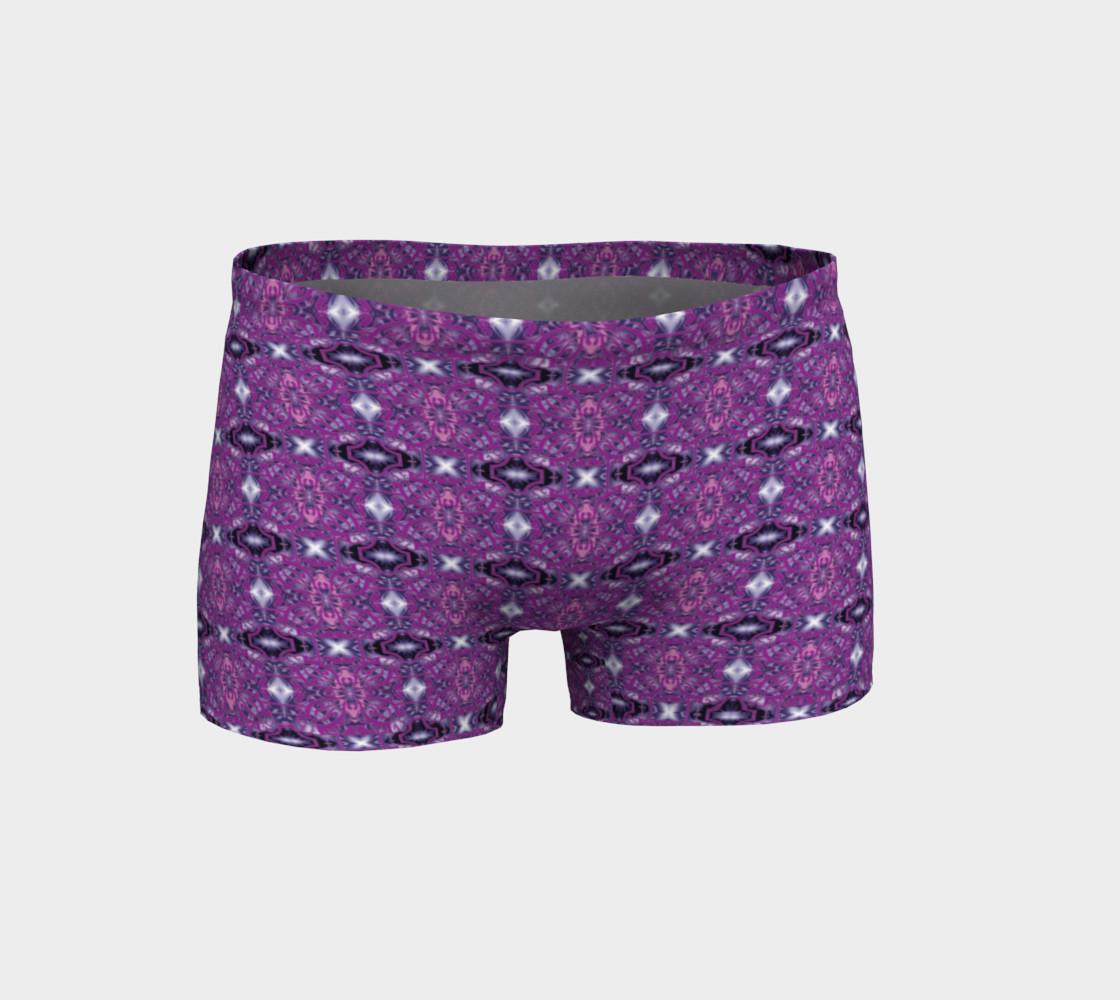 Purple Palm Lace preview #1