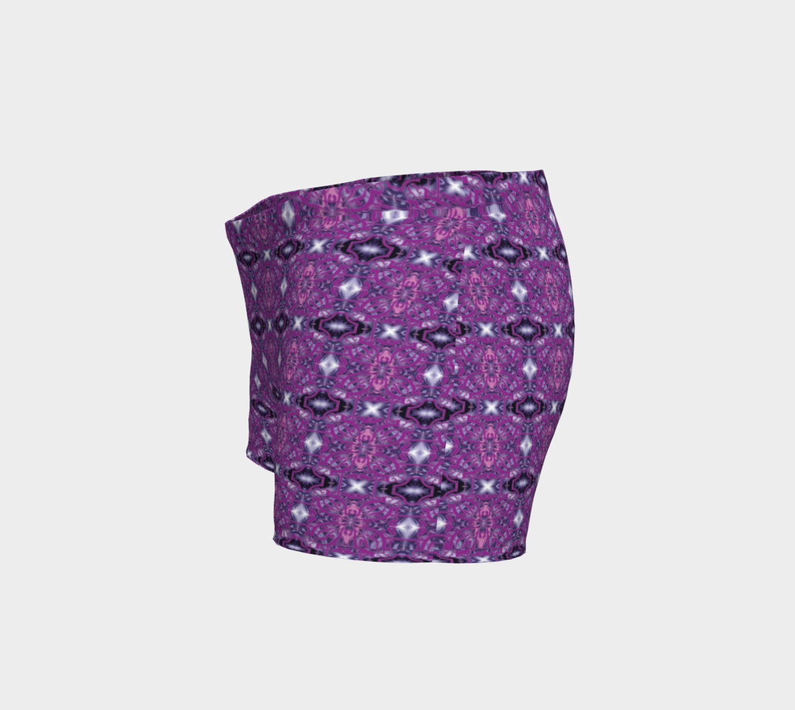 Purple Palm Lace preview #2