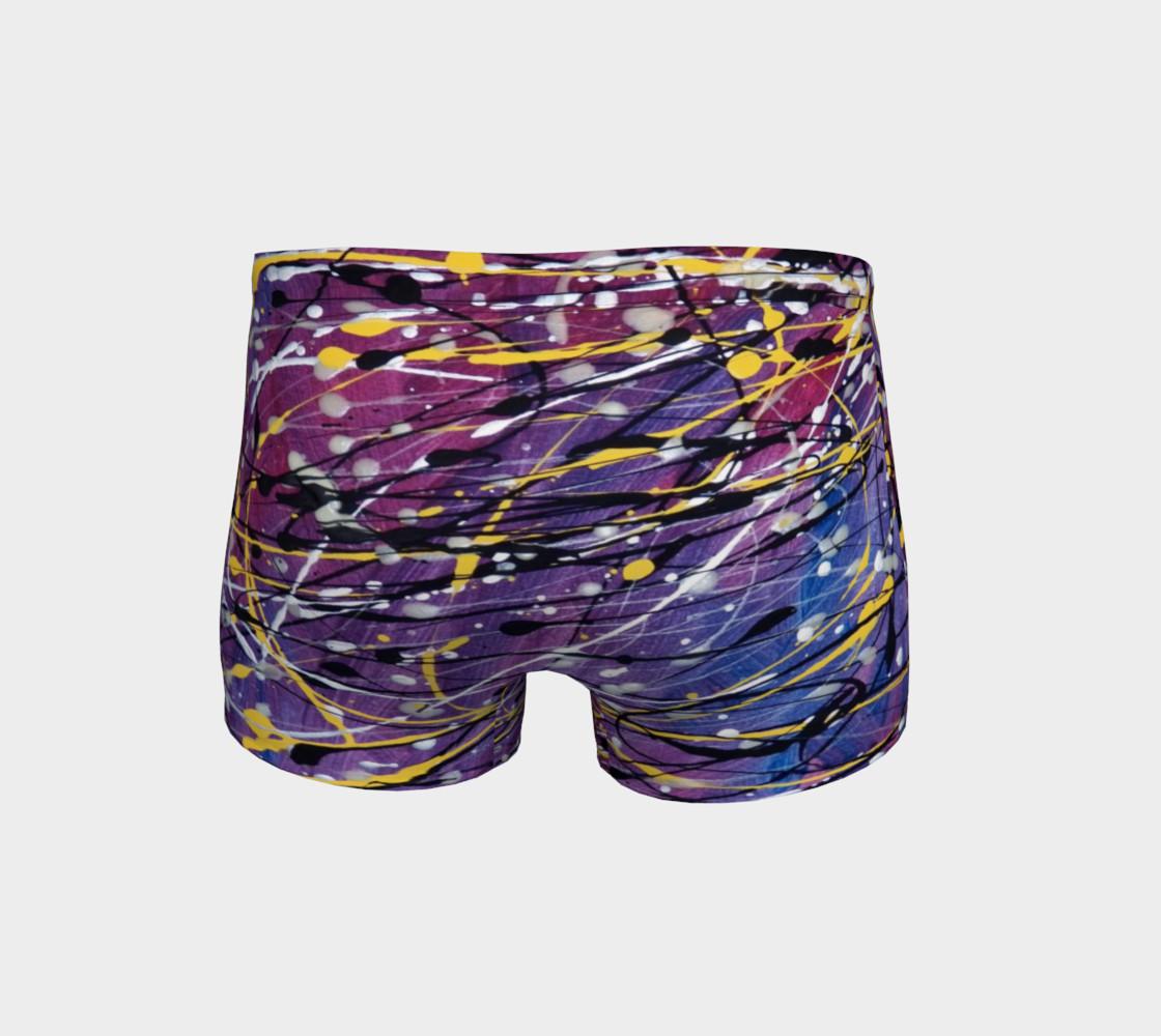 Galaxie Éclairante Shorts preview #4