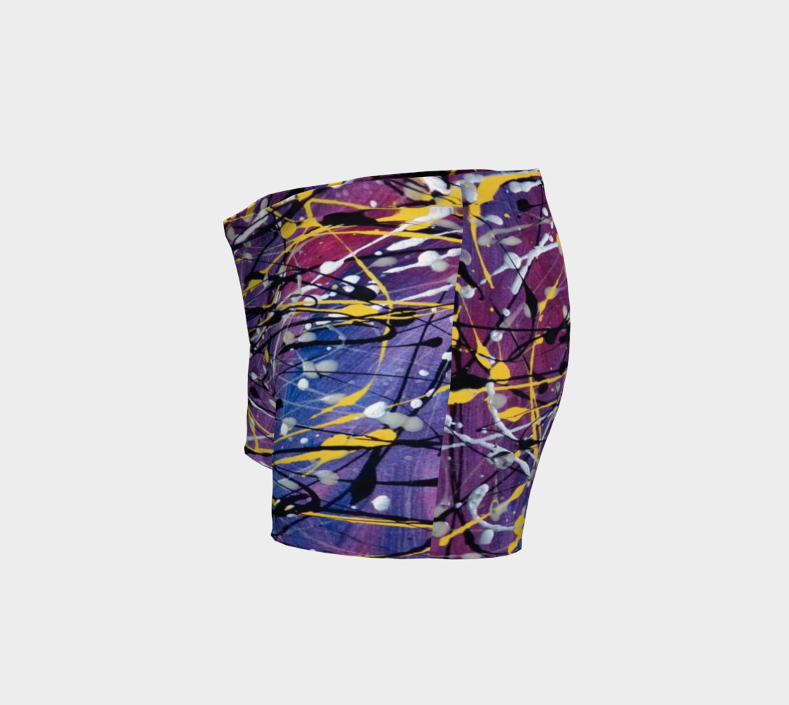 Galaxie Éclairante Shorts preview #2