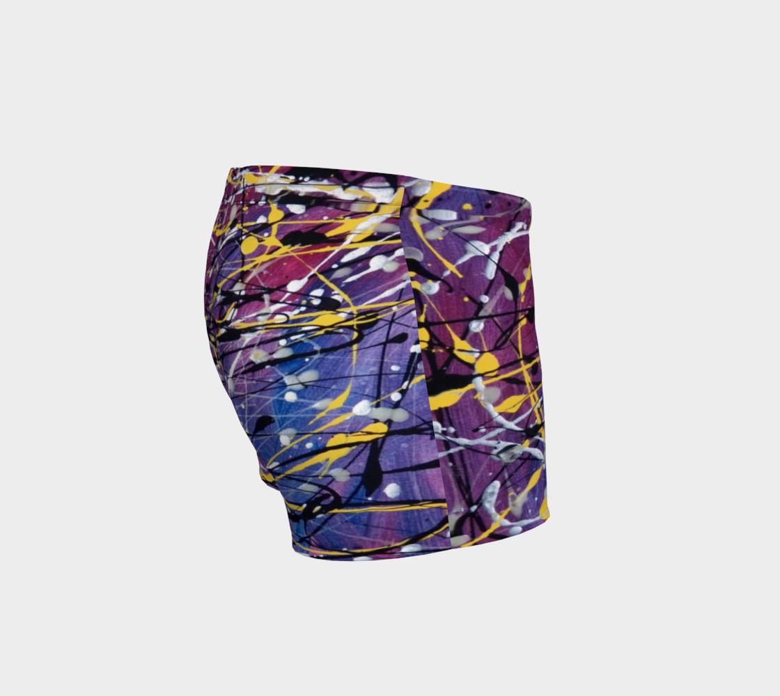Galaxie Éclairante Shorts preview #3