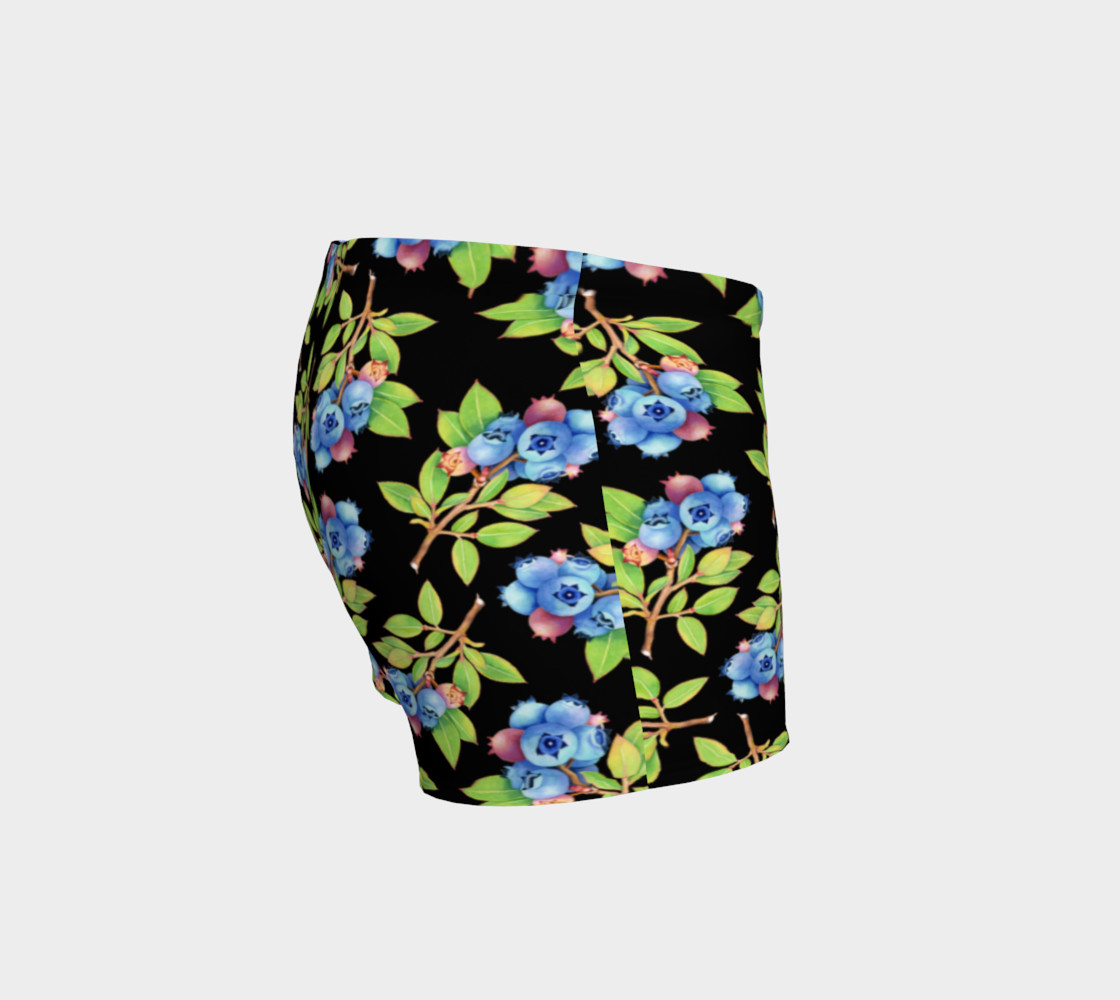 Aperçu de Blueberry Sprig Shorts #3