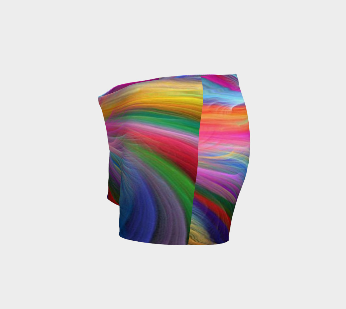 rainbow feather preview #2