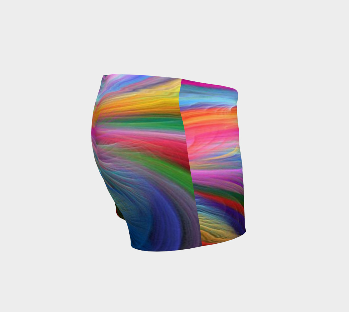 rainbow feather preview #3