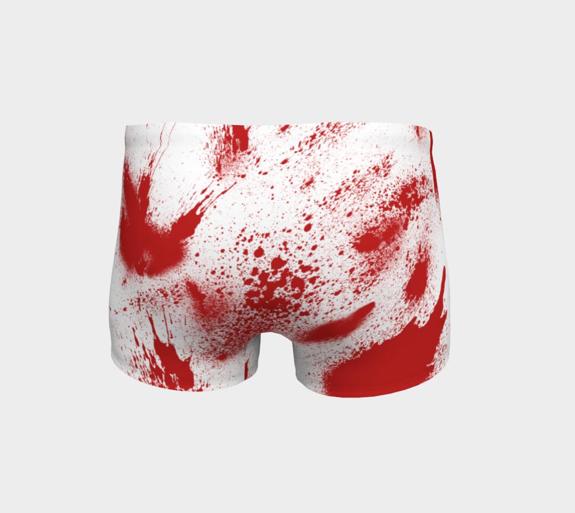 Aperçu de Blood Spatter Shorts #4