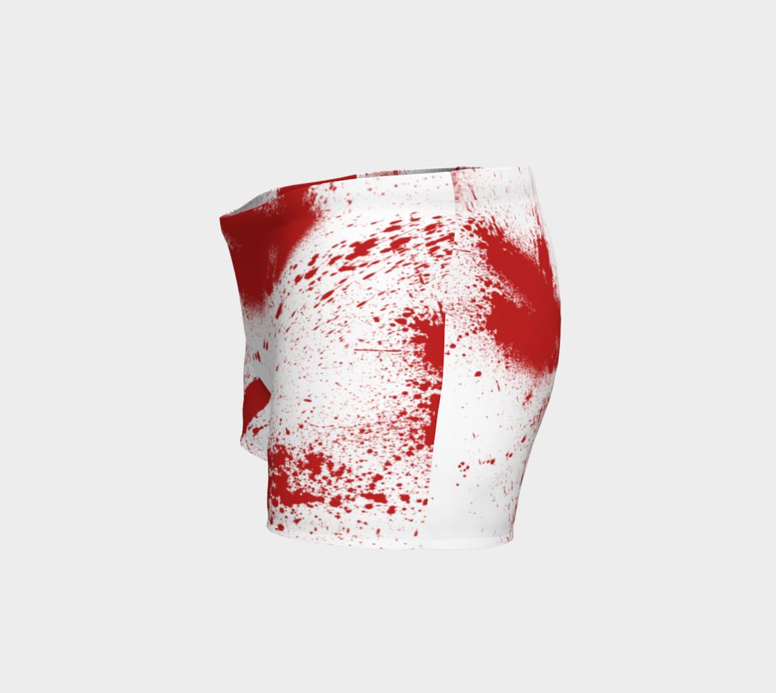 Aperçu de Blood Spatter Shorts #2