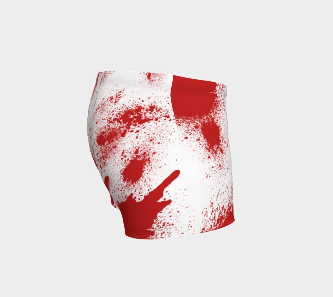 Aperçu de Blood Spatter Shorts #3