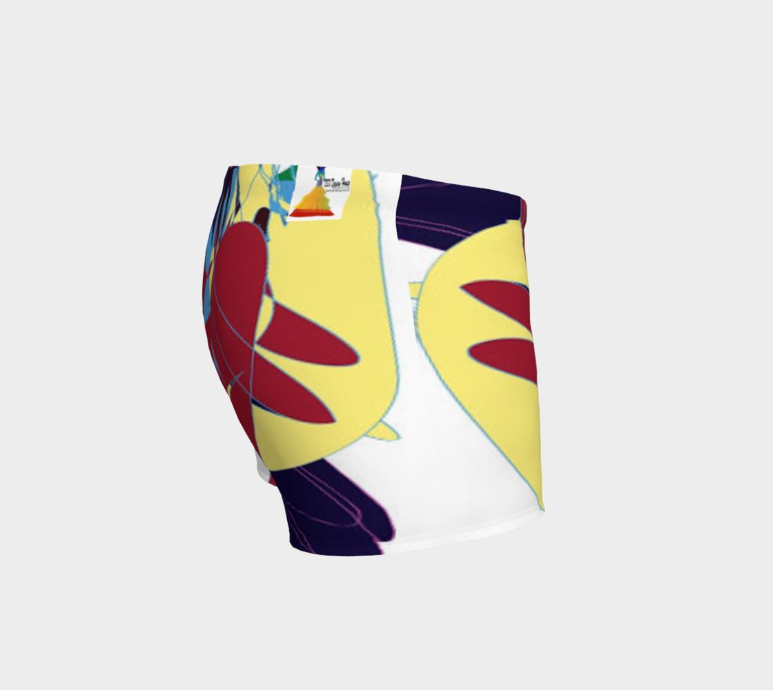 Aperçu de EBO Yoga Shorts #3