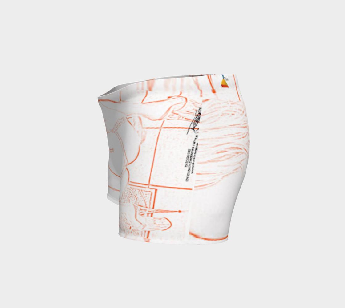 SxEyecon Yoga Shorts preview #2