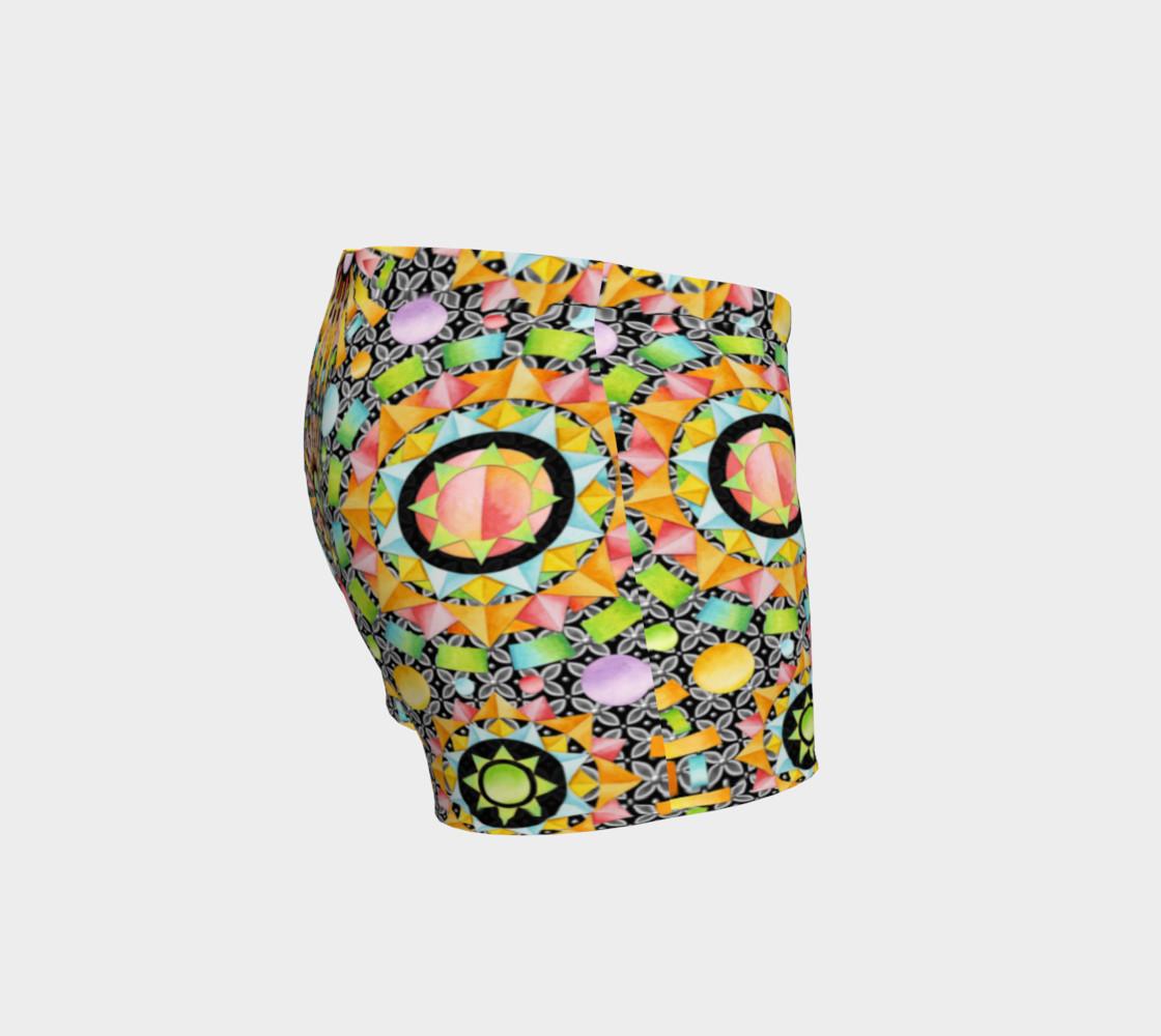 Aperçu de Aurora Geometric Shorts #3