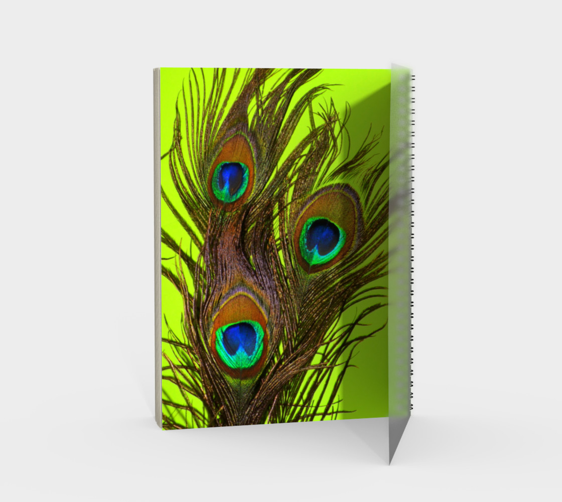 Peacock Journal preview #2