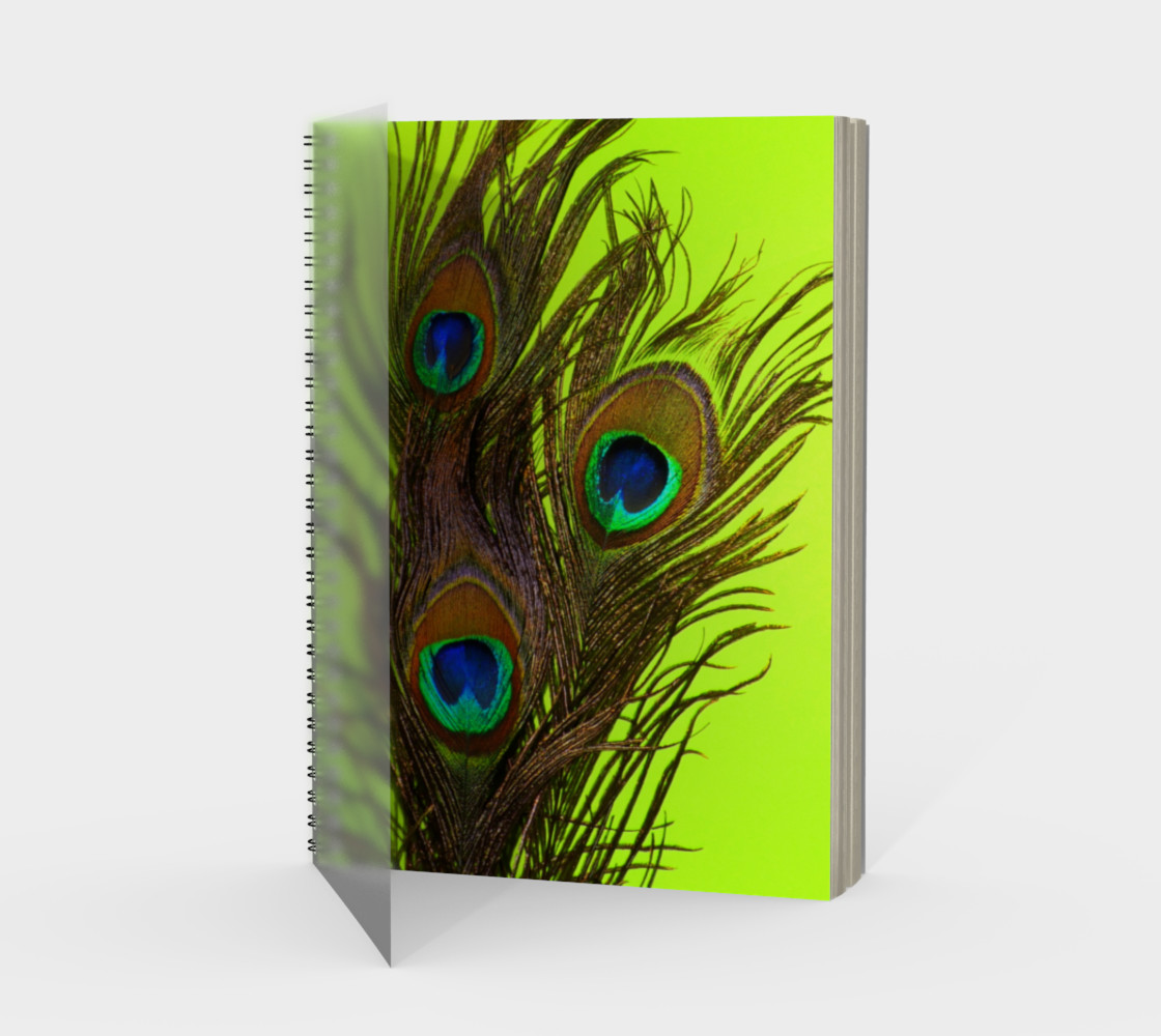 Peacock Journal preview #1