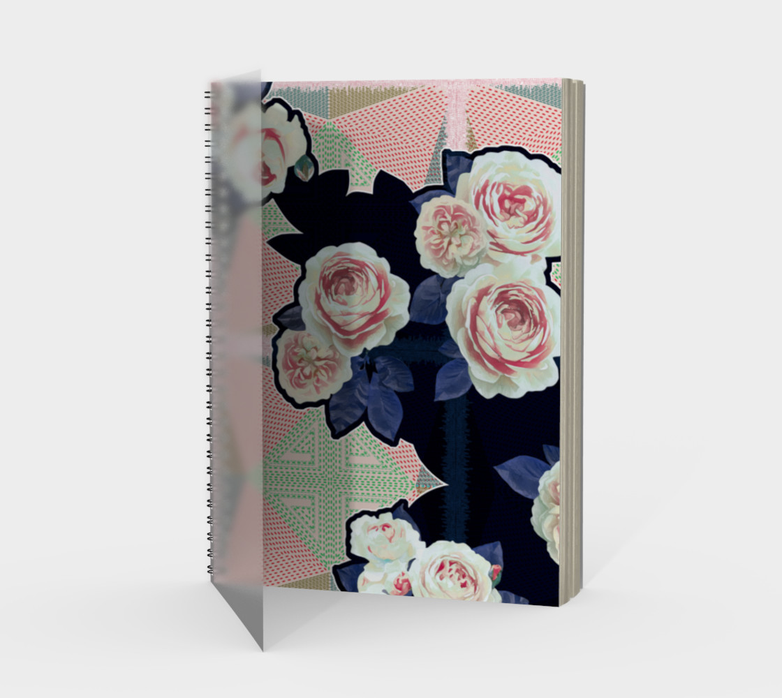 Rosa Stitch Notebook preview #1