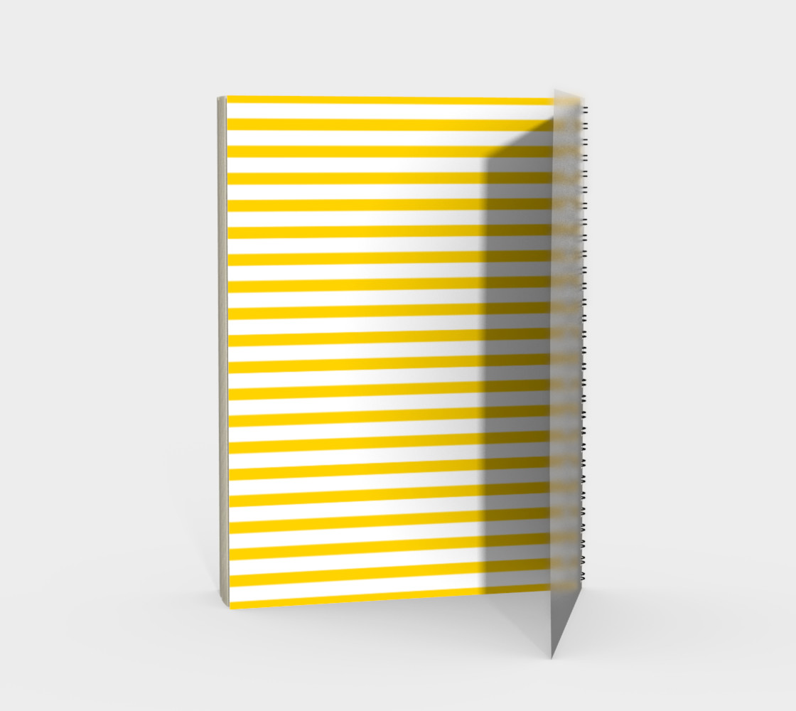 Yellow Candy Stripes preview #2