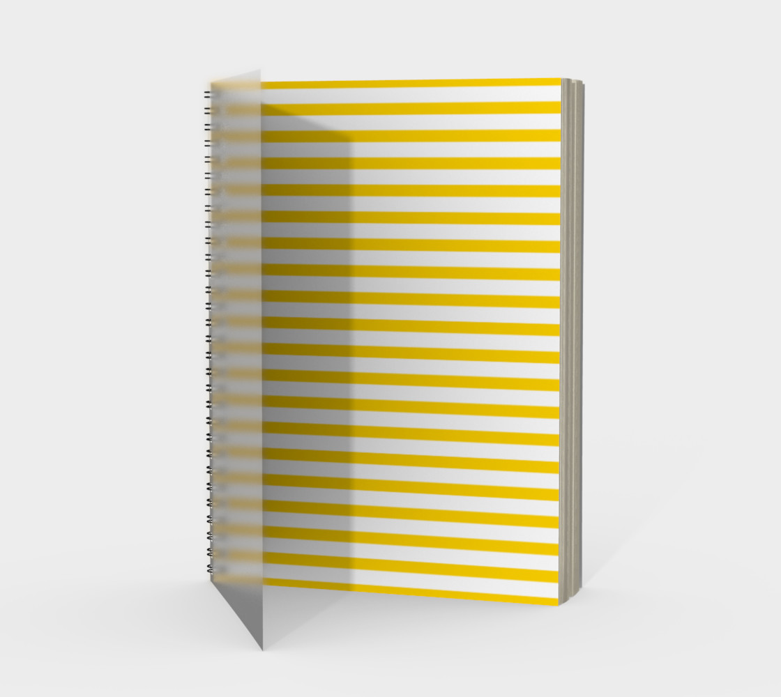 Yellow Candy Stripes preview #1