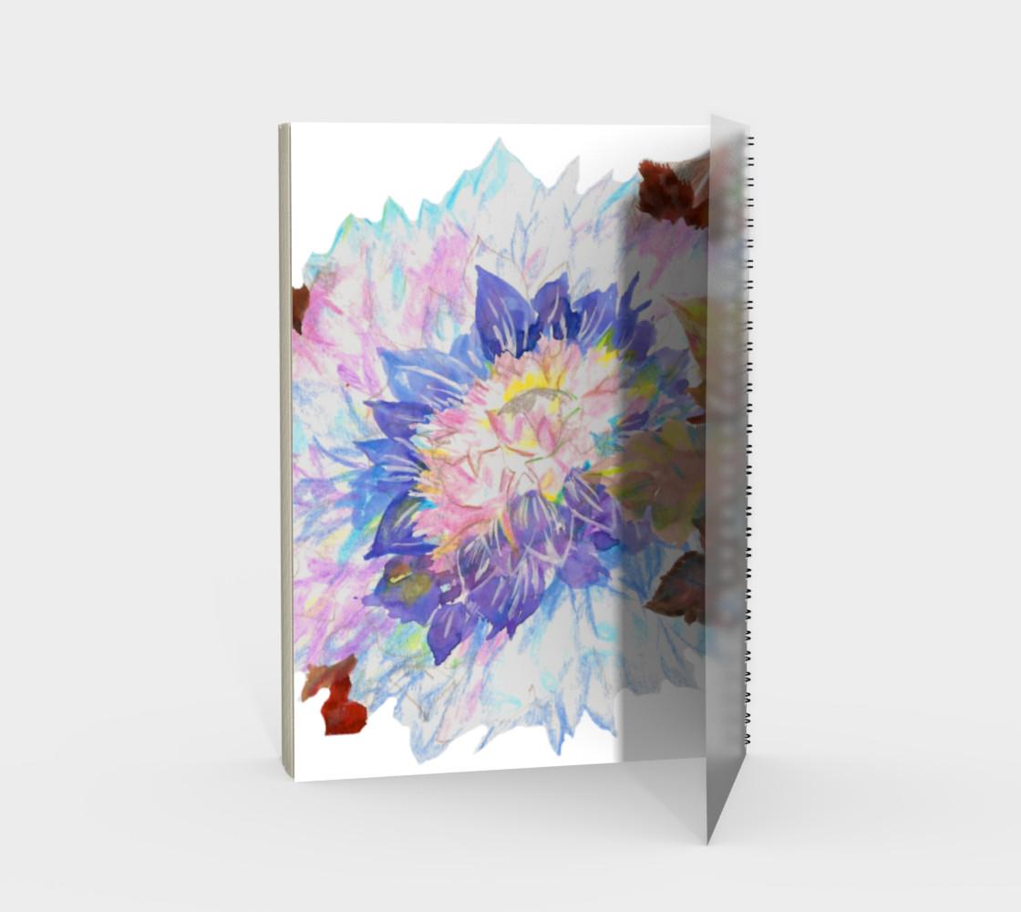 Watercolor Tender Flower preview #2