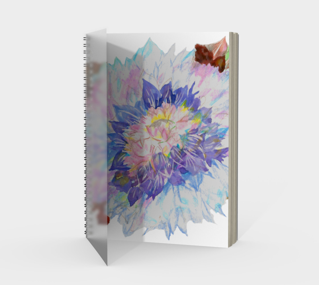 Watercolor Tender Flower preview #1