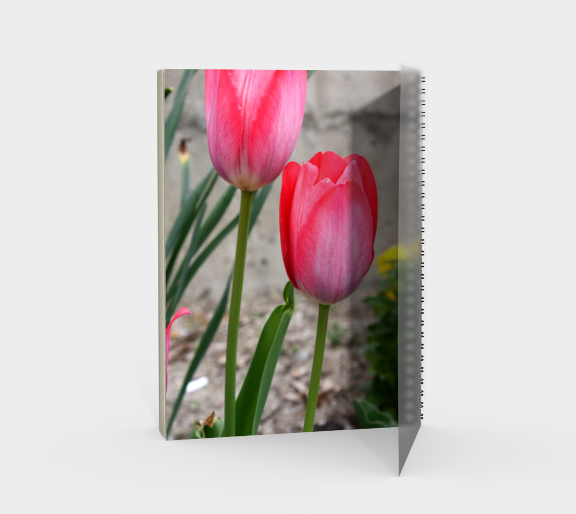 Pair of Tulips preview #2