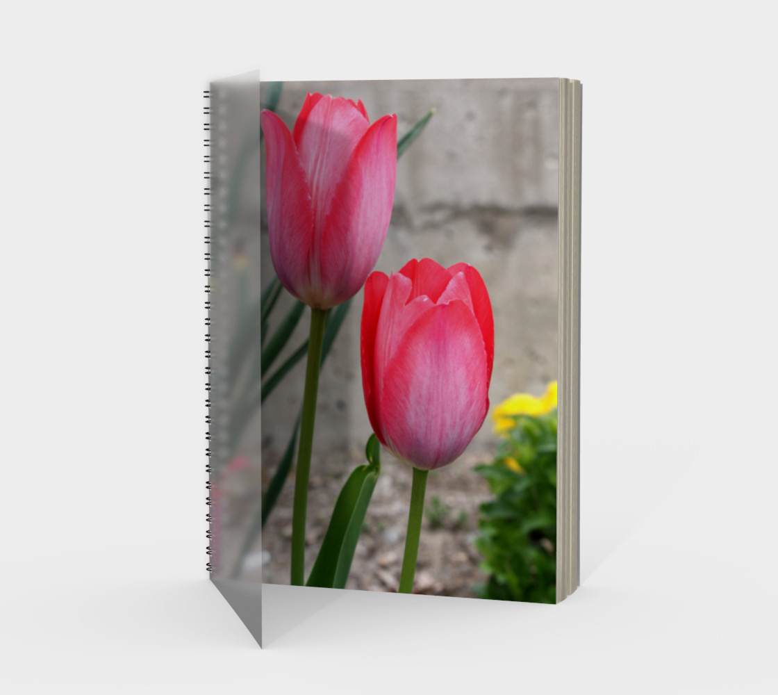 Pair of Tulips preview #1