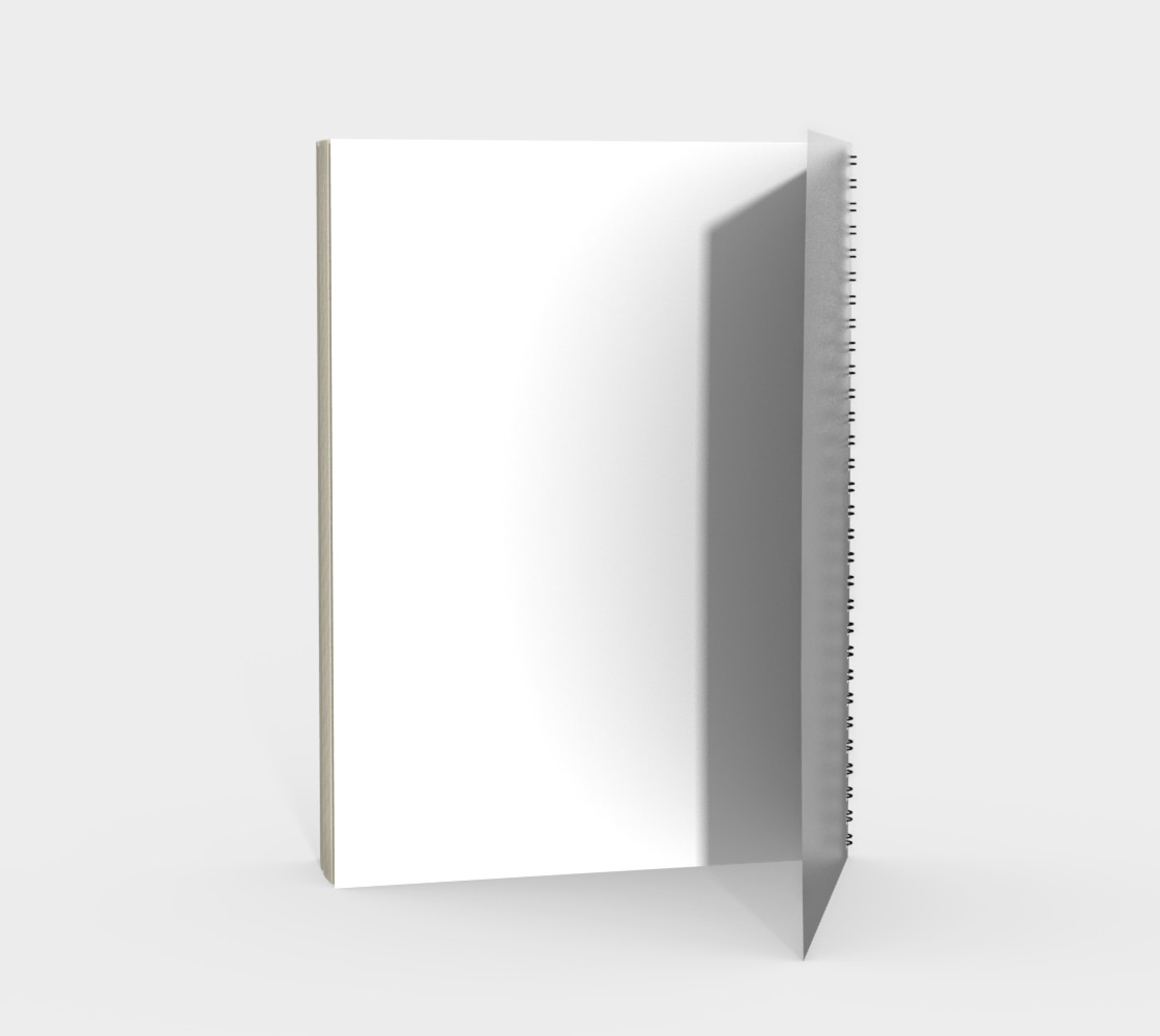 Welcome Spiral Notebook preview #2