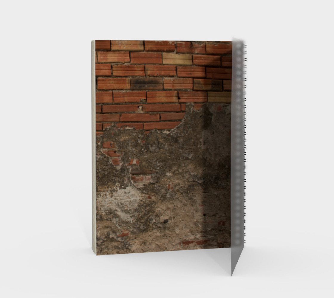 Utterly Italy Corniglia Wall Notebook preview #2